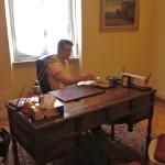 Ivan in studio